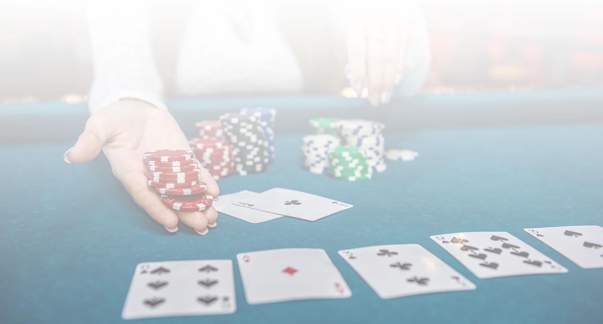 Stratégie du Poker